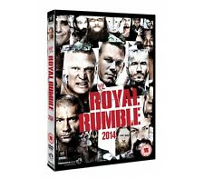 Official WWE Royal Rumble 2014 DVD