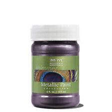 Modern Masters ME427-06 Metallic Lilac, 6-Ounce METALLIC PAINT Violet Purple