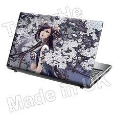 """15,6 """"taylorhe Laptop De Piel De Vinilo Sticker Decal cubierta de protección 367"""