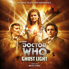 Doctor Who Ghost Light TV Soundtrack - Mark Ayers