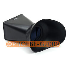 LCD-V3 2.8x Magnification LCD Viewfinder For Canon 600D 60D DSLR Camera