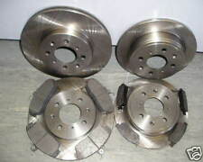 Rover group 45 2.0 TDI iDT 100 drivetec Disques De Frein Avant 262 mm solide