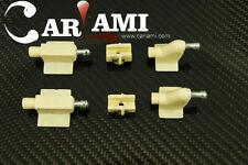 Jaguar X-type X type headlamp headlight repair kit adjuster   2 SETS !!!