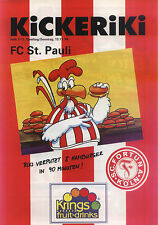 II. BL 94/95 SC Fortuna Köln - FC St. Pauli, 13.11.1994