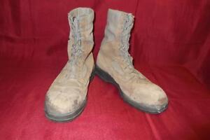 Military Boots 13 Reg Sage Green Belleville Waterproof USAF Flight Gore-Tex 367