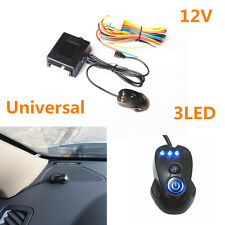 1 Set 12V 3 LED Universal Car Headlight headlamp Light Sensor Smart Control Kit