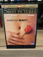 American Beauty DVD *Free Shipping* Kevin Spacey Annette Bening
