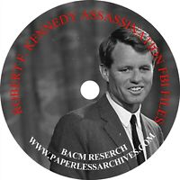 Robert F. Kennedy Assassination FBI - Los Angeles County District Attorney Files