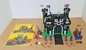 Vintage Lego 6085 BLACK MONARCH'S CASTLE **Rare**