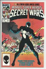 Secret Wars 8 -NM (9.6) 1st Venom Symbiote Beautiful High Grade - WP