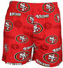 San Francisco 49ers Mens Cardinal Insider Boxer Shorts by Concepts Sports