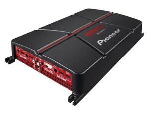 Pioneer GM-A6704 4/3/2-Kanal Endstufe 1000 Watt (RMS: 380 Watt)