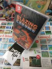 Nintendo Switch:Blazing Chrome [TOP & EDITION LIMITED RUN] US