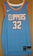 LOS ANGELES CLIPPERS BLAKE GRIFFIN LIGHT BLUE NBA JERSEY
