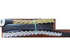 saami armband/saami schmuck/lappland armband  55,50 cm. schwarzleder