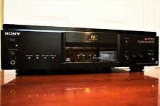 Sony SCD-XA777ES  ES CD  SACD Player… MINT