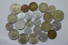 South America + Turkey Coins Lot B15 Sss38