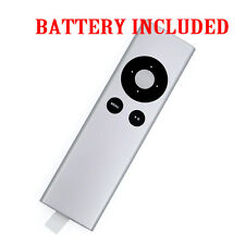 NEW Replace A1469 Remote Control fit for Apple TV2 TV3 Mac iPod with battery