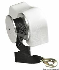 Osculati Boat Trailer Electric Winch for Tender 22A 500W 24V White