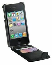 Gecko Gear Flip Wallet Case w/ Card and Cash Holder for iPhone 4/4s