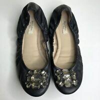 simply vera wang Flats Shoes Women Size 9M Black Color