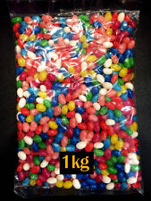 1kg Assorted Colors Mini Jelly Beans Bulk Lollies