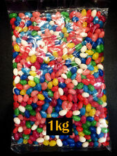 1kg Assorted Colors Jelly Beans Bulk Lollies