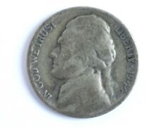 1944 P Jefferson 35% Silver War Nickel