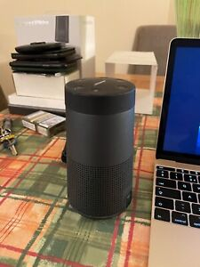 Bose 7395232320 SoundLink Revolve Portable Bluetooth Speaker - Black