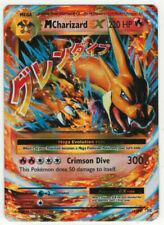 Mega Charizard Ex 13/108 Xy Evolutions Pokemon Card Near Mint