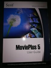 Serif movie plus 5 user guide only no disc