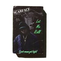 Let Me Roll by Scarface Cassette Tape Rap-A-Lot I wanna get high Tape
