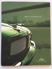 2001 Jaguar 2002 Original Car Media Brochure Catalog Press Kit - X-Type XK8