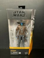 Star Wars Black Series The Clone Wars CAD BANE 6 inch Action Figure New Mint