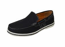 Men's Slip On Loafer Shoes Walking Boat Driver Moccasin Size 7.5-13 (BARTRA-02)