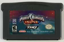 POWER RANGERS SPD GAMEBOY ADVANCE GAME - GBA