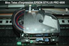 Bloc Tête d'Impression EPSON STYLUS PRO 4800
