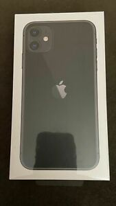 Apple iPhone 11 64GB Black :::::... Brand New Sealed In Box ...:::::::: AT&T