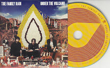 THE FAMILY RAIN Under The Volcano 2013 UK numbered 10-trk promo test CD