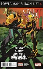 Power Man And Iron Fist #6 (NM)`16 Walker/ Flaviano