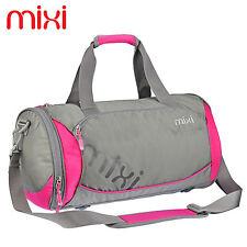 "Mixi Messenger Bag Duffel Bag Gym Sports Pack Travel Daypack 18"" Luggage Bag"
