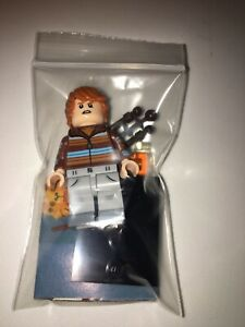 Ron Weasley Mini Figure 71028 LEGO Harry Potter Wizard Series Blind Bag NEW