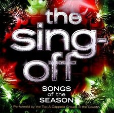 The Sing-Off: Songs of The Season CD