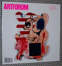 ARTFORUM Magazine, MIKE KELLEY TRIBUTE, Whit. Biennial, KRAFTWERK, Cindy Sherman