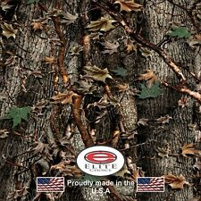 "Oak Ambush Tree CAMO DECAL 3M WRAP VINYL 52""x15"" TRUCK PRINT REAL CAMOUFLAGE"