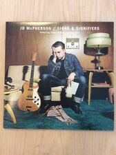 Signs & Signifiers [LP] by JD McPherson (Vinyl, May-2012, Rounder) - Rockabilly