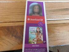 American Girl Mini 6-Inch Lea Doll with Book