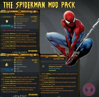 Borderlands 3 Modded SPIDERMAN MOD PACK 🕷 EXCLUSIVE MOD BUILD 🕷 XBOX PS4