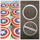 Avengers Captain America Formina Biscotti E Pdz Cookie Cutter 8 Cm