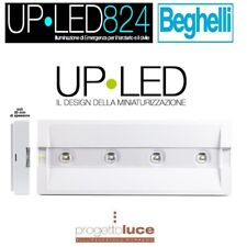 LAMPADA EMERGENZA LED BEGHELLI UP LED 2H 824S SE 100L 120'/RM IP42